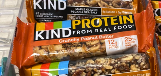 KIND Protein Bar only 0.80 each at Kroger!