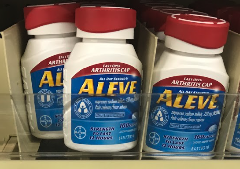 Aleve Pain Reliever Tablets only 2.74 at Rite Aid!