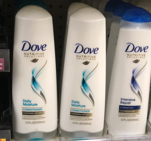 FREE Dove Shampoo or conditioner at CVS!