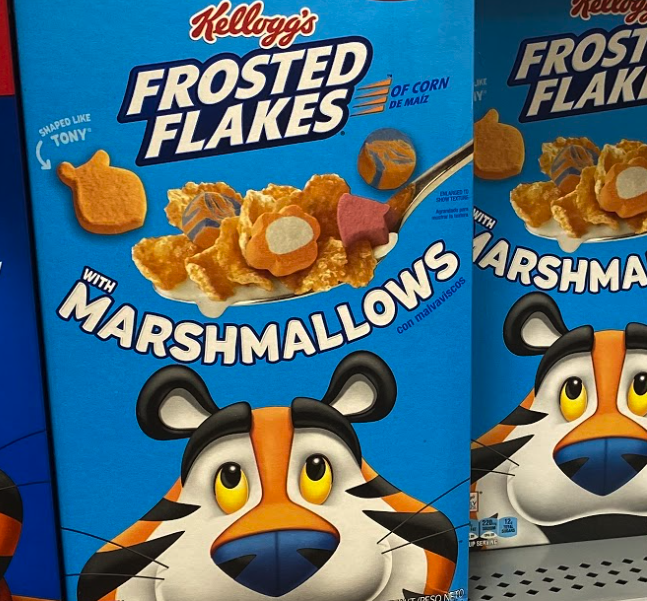 FREE Kellogg's Marshmallow Frosted Flakes at Walgreens!