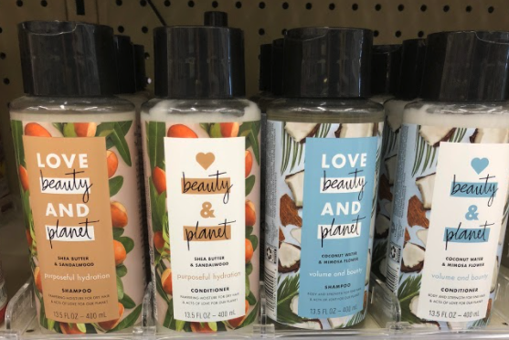Love Beauty and Planet Hair Care only 2.00 at CVS!
