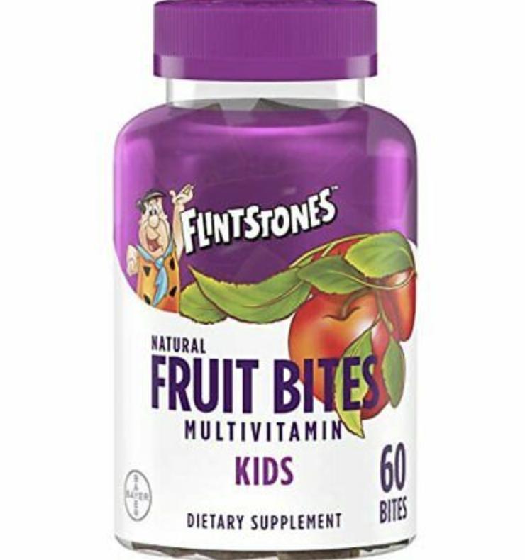 Flintstones Fruit Bites Vitamins only 1.99 at Target
