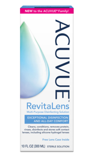 Acuvue  Revitalens only 0.99 at Walgreens!