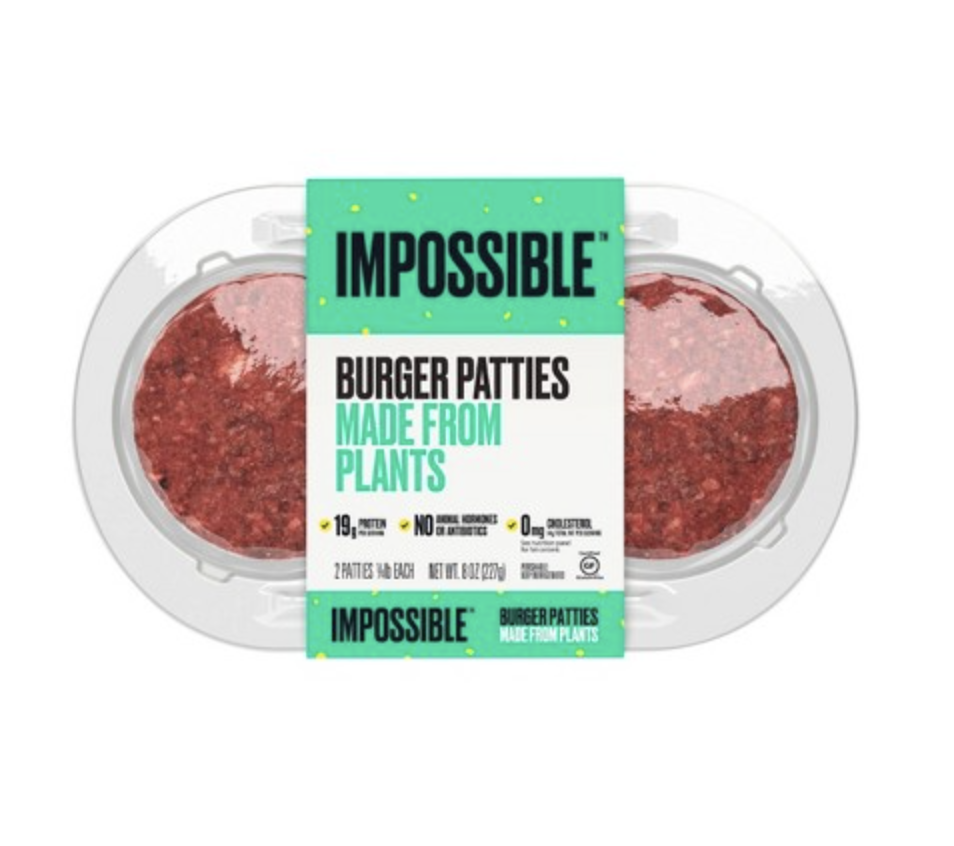 FREE Impossible Burger Patties at Walmart!