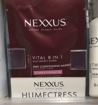 Nexxus Hair Masques only 0.33 at Walgreens