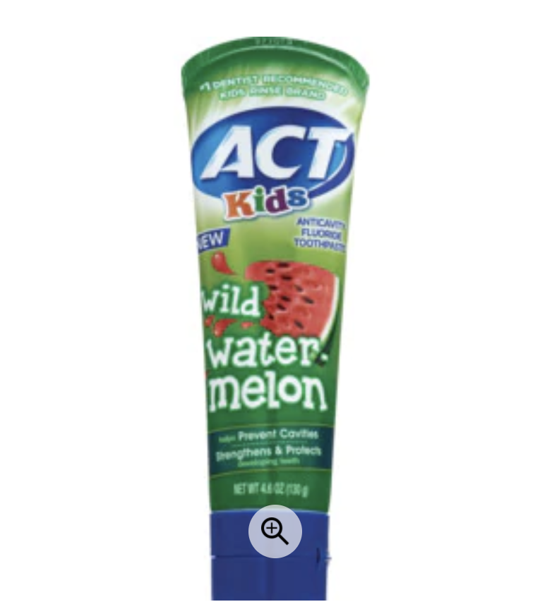 FREE Act Kids Toothpaste at CVS!