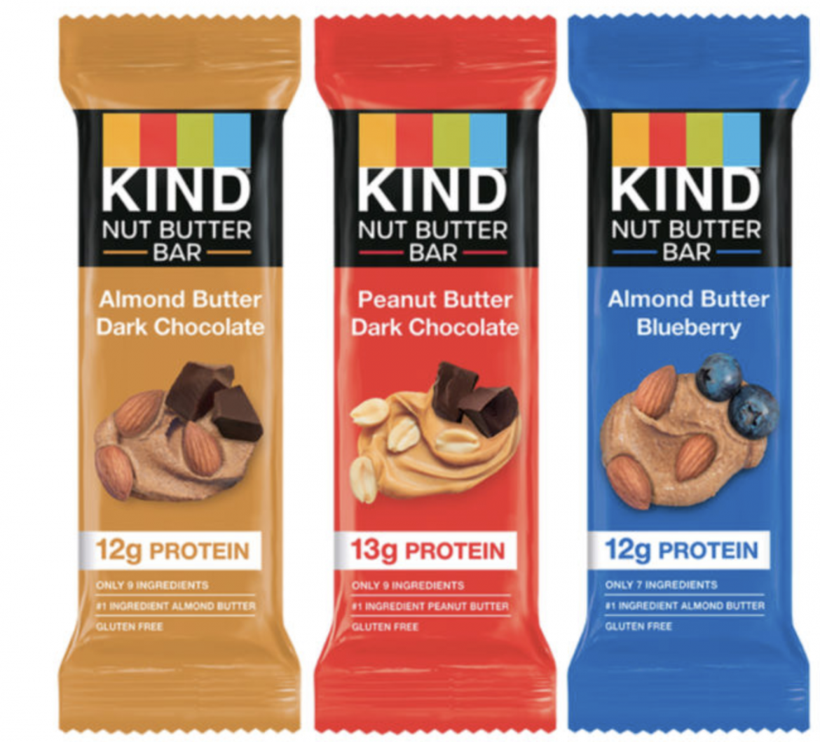 MONEYMAKER on Kind Nut Butter Bars at Target!