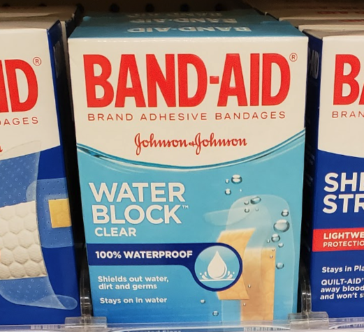 Band-Aid only 1.00 at Dollar General!