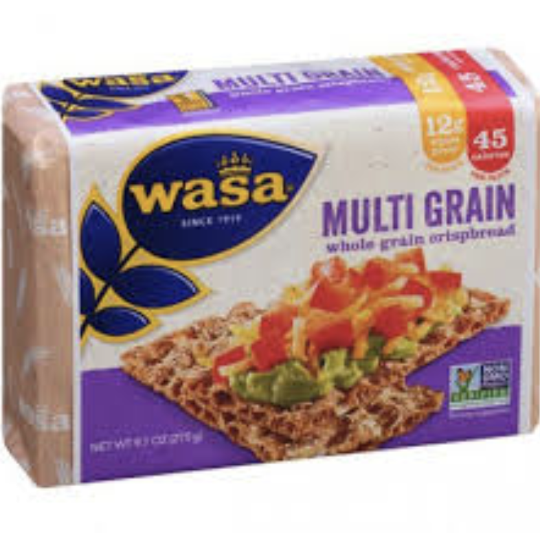 Wasa Crispbread just .74 at Kroger