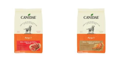 FREE 7-Pound Bag of Canidae Dog Food at Petco!
