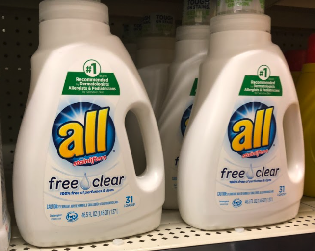 All Laundry Detergent just 2.89 at Rite Aid
