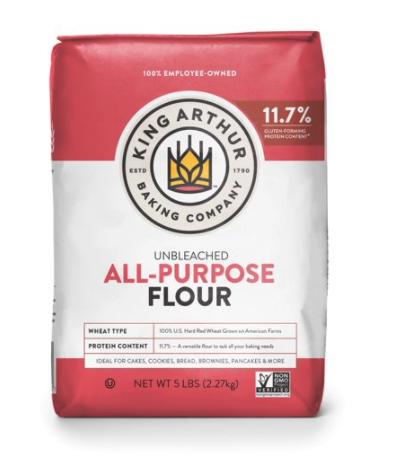 King Arthur Flour only 1.99 at Kroger!