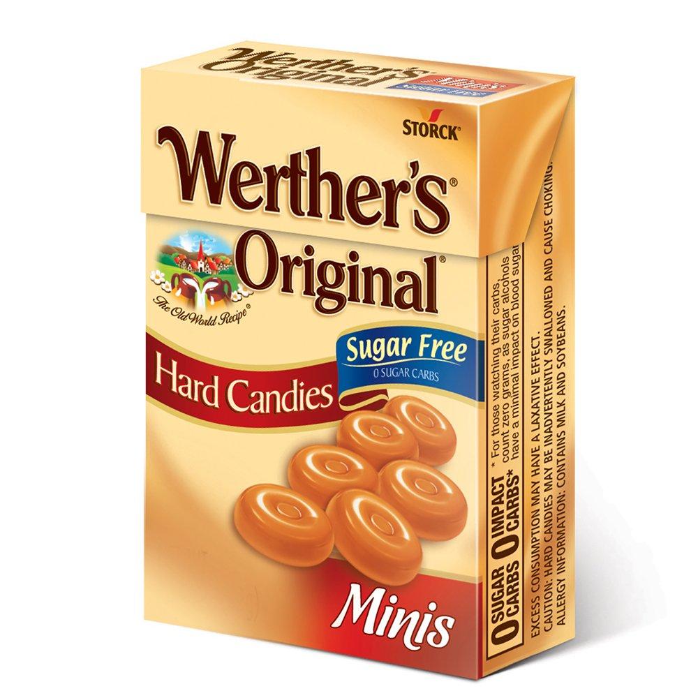 Money Maker Wether's Original Sugar Free Candies at Walmart