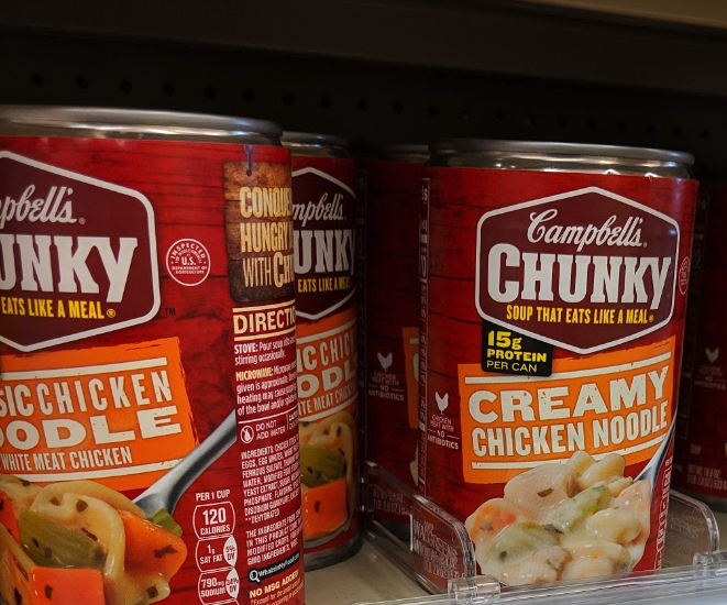 Campbell's Chunky Soups only 0.99 each at Kroger!