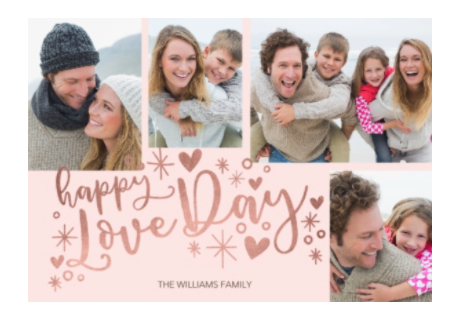 FREE 5×7 Photo Greeting Card + FREE In-Store Pickup (TODAY ONLY)