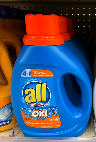 All or Purex just 2.00 at DG