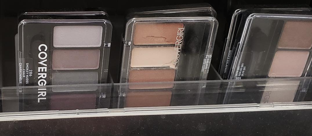 CoverGirl Eye Shadows only 0.86 at Walgreens!