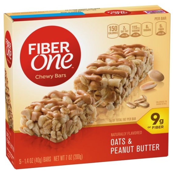 Fiber One Snack Bars only 1.13 at Walgreens!