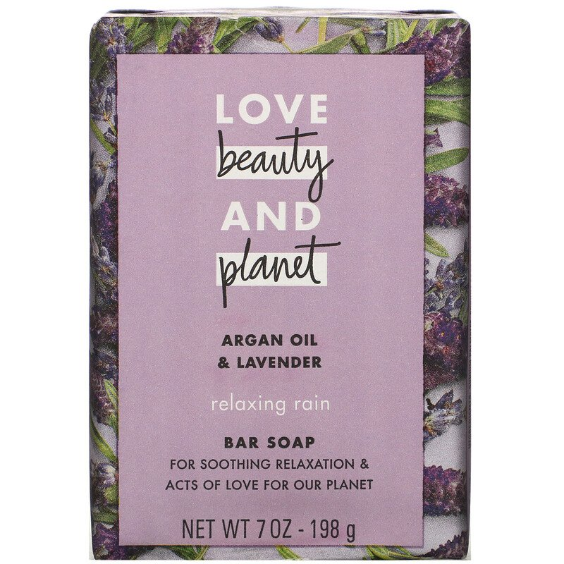 Love Beauty & Planet Bar Soap just .99 at Target