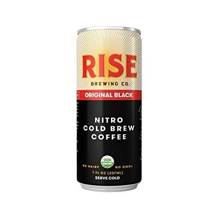 FREE Rise Nitro Cold Brew Coffee at Kroger