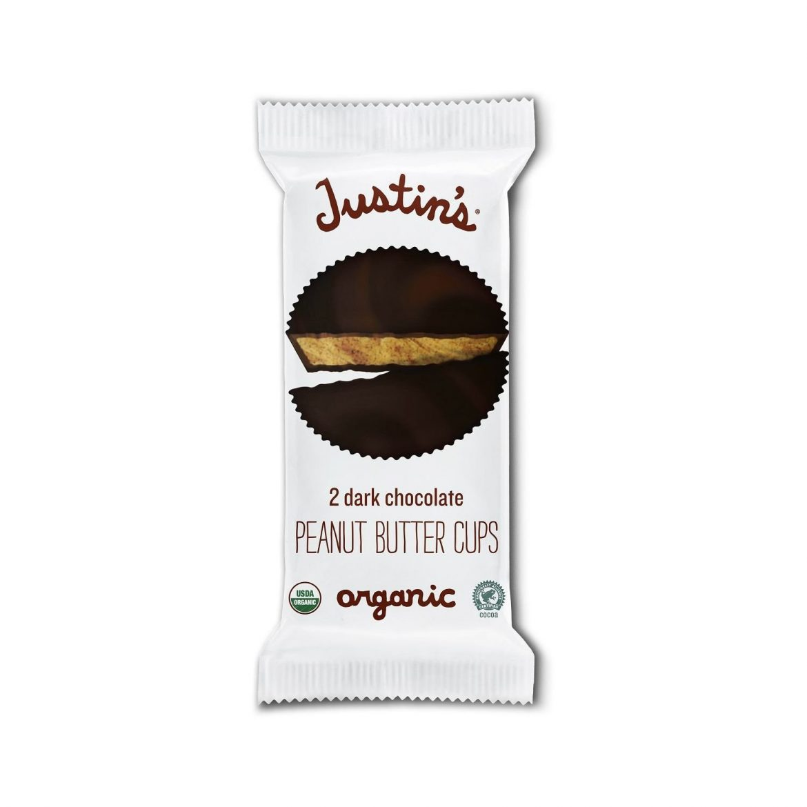 Justin's Peanut Butter Cups just .75 at Kroger