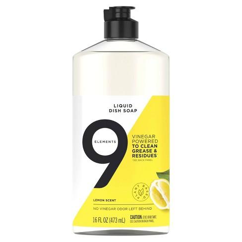 9 Elements Liquid dish soap just .99 at Target