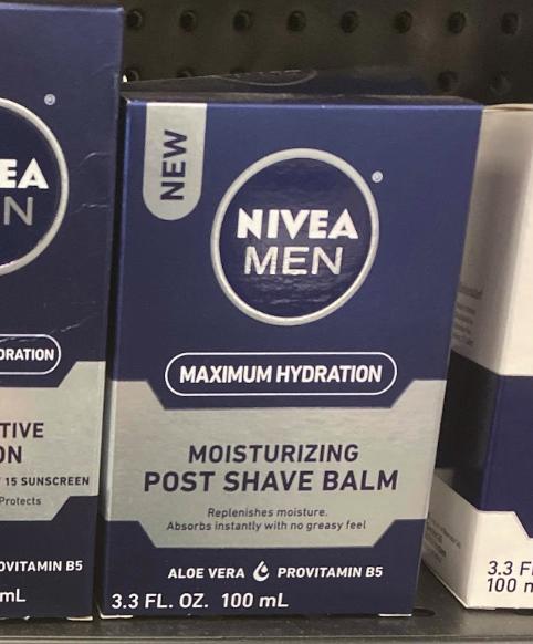 Nivea Men After Shave only 2.59 at CVS!