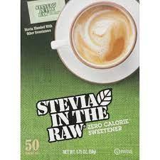 Stevia In the Raw just 1.99 at Walgreens