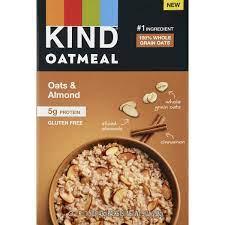 Free Kind Oatmeal at Kroger