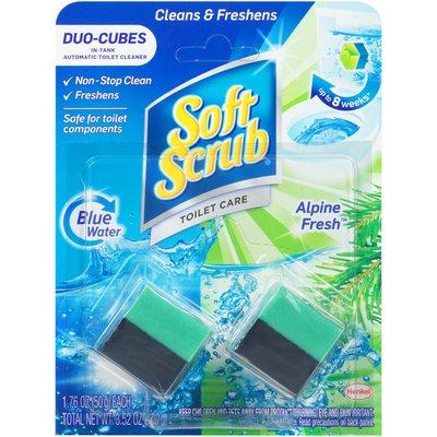 Free Soft Scrub Duo Cubes at Walmart