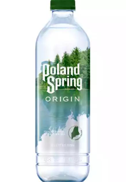 5 FREE Bottles of Poland Spring Origin Water at Kroger