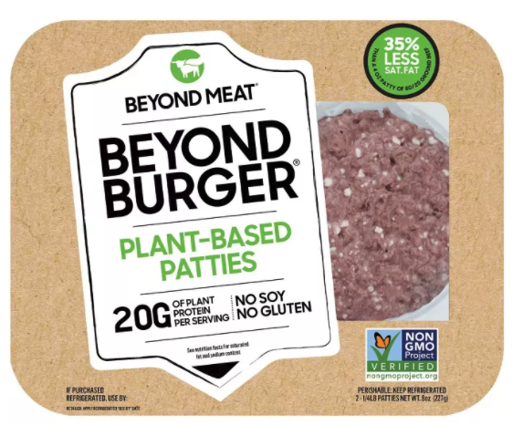 Beyond Meat Burger only 1.29 at Target!
