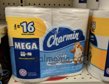 Tide and Charmin just 5.46 each at CVS